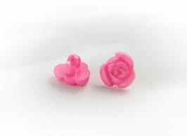 10 Boutons Fleurs  Roses