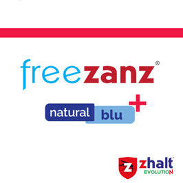 Freezanz Natural Blu Plus, 2l