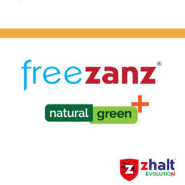 Freezanz Natural Green Plus, 2l