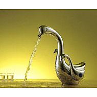 MODELL ANNE und ROY Bad Armatur Waschbecken Einhebelmischer Wasserhahn Messing Chrom Klassisch Royal