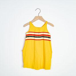 Ebbe Kids Graf Dress Clear Yellow