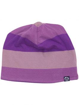 Danefae Jersey Beanie violett