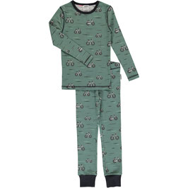 Maxomorra Pyjama LS Bicycle