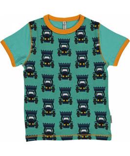 Maxomorra Shirt SS Front Truck