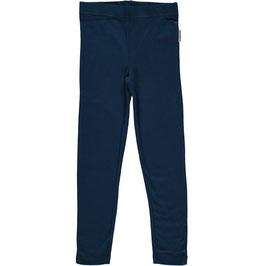 Maxomorra Leggings dark blue