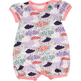 By Green Cotton Fred's World Cloud Beach Body Girl Lavender