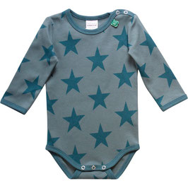 By Green Cotton Fred's World Body LS Star Dream Green