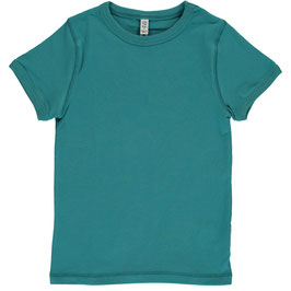 Maxomorra Basic Top SS Soft Petrol