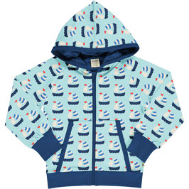 Maxomorra Cardigan Hood Sailboat