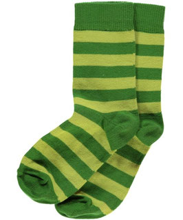 Maxomorra Socks Green/Green