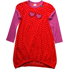 By Green Cotton Fred's World Heart Dress
