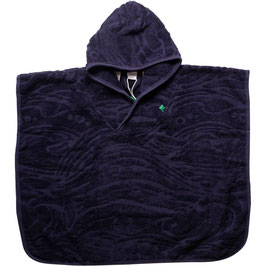 By Green Cotton Fred's World Badeponcho Navy