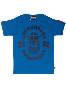 Danefae Shirt SS Basic SS X Timid Blue ERIK CPH
