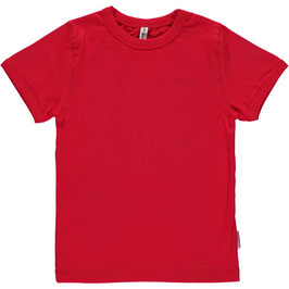 Maxomorra Basic Top SS Red