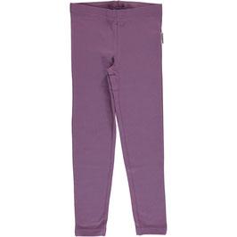Maxomorra Leggings Dusty Purple