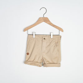 Ebbe Kids Soda Chinos Shorts Sand Fog