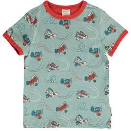 Maxomorra Shirt SS Air Show