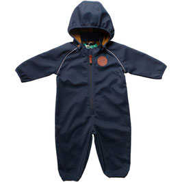 By Green Cotton Fred's World Softshell Suit Midnight