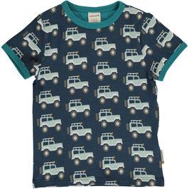 Maxomorra Shirt SS Jeep Adventure