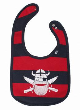 Danefae Lätzchen Red/Navy Pirate
