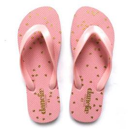 Danefae Flip Flop Blush Confetti