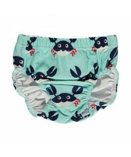 Maxomorra Baby Swim Trunks Crab