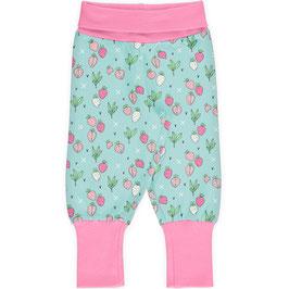 Meyadey/Maxomorra Pants Rib Strawberry Fields