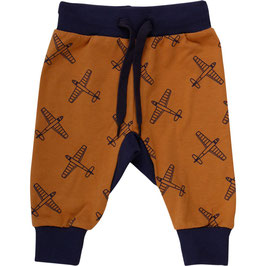 By Green Cotton Fred's World Airplane Pants
