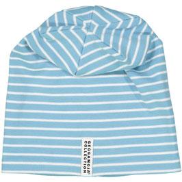 Geggamoja Topline Hat blue/white