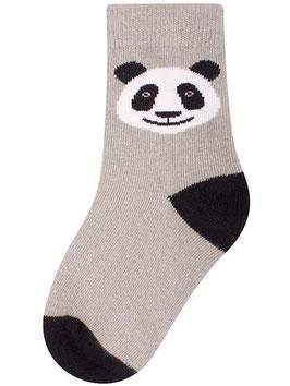 DYR/Danefae Socks Black/Hthr Grey
