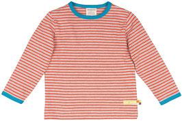 Loud and Proud Shirt LS Ringel Grey/Orange