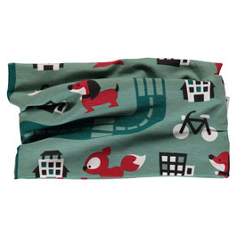 Maxomorra Big City Scarf Tube