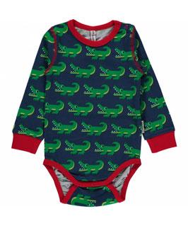 Maxomorra Body LS Crocodile