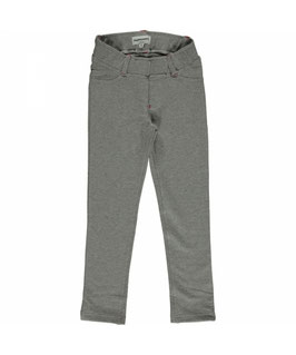 Maxomorra Treggings Sweat Light Grey Melange