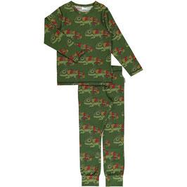 Maxomorra Pyjama LS Chameleon