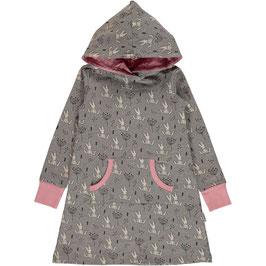 Maxomorra Dress Hoodie Sweat Sweet Bunny