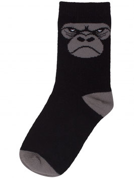 DYR Socks Black Gorilla