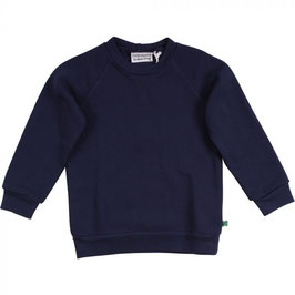 By Green Cotton Fred's World Sweat Shirt Navy