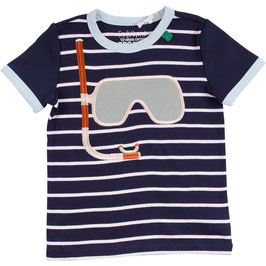 By Green Cotton Fred's World Shirt SS Diver
