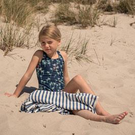 Ebbe Kids Swimsuit Thyra Tropical