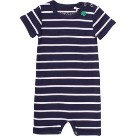 By Green Cotton Fred's World Stripe Beach Body Navy