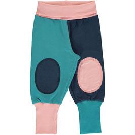 Maxomorra Pants Rib Sweat Block Winter