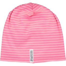 Geggamoja Topline Hat Pink/Light Pink