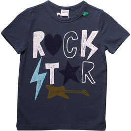 By Green Cotton Fred's World Shirt SS Star Rock