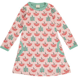 Maxomorra Dress LS Ruby Rowanberry