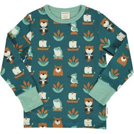 Maxomorra Shirt LS Lake Life