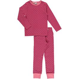 Maxomorra Pyjama LS Flower