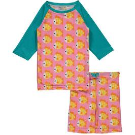 Maxomorra 2-teiliges Swimwear Goldfish