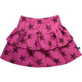 By Green Cotton Fred's World Star Skirt Violet