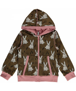 Maxomorra Cardigan Rabbit